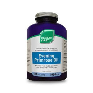 Health First Evening Primrose Oil 1300 mg