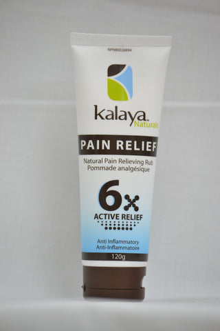 Kalaya Natural Pain Relieving Rub