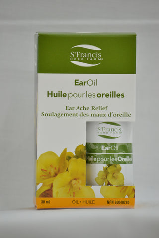 St. Francis Ear Oil