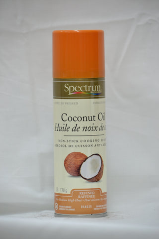 Spectrum Coconut Oil Cooking Spray