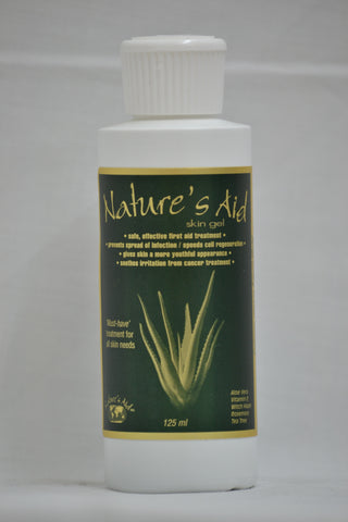 Nature's Aid All Natural Skin Gel