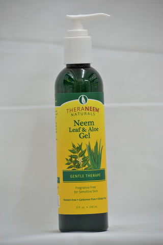 TheraNeem Neem Leaf And Aloe Gel