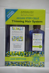 Andalou Thinning Hair System