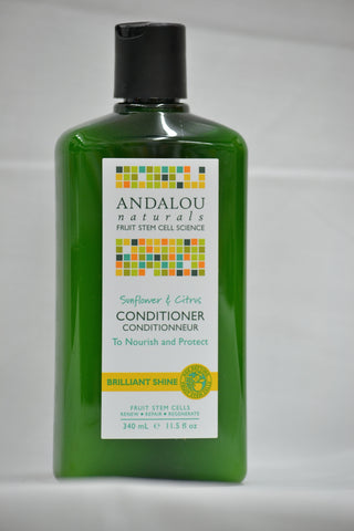 SUNFLOWER & CITRUS BRILIANT SHINE CONDITIONER