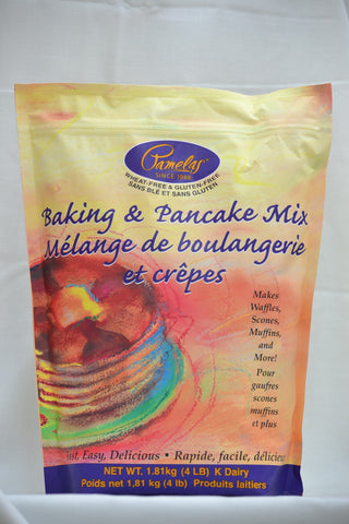 Pamela's Baking and Pancake Mix (Two Sizes Available)