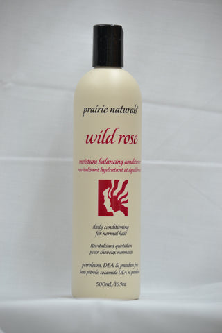 Prairie Naturals Wild Rose Moisture Balancing Conditioner