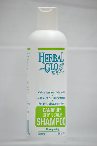 Herbal Glo Dandruff and Dry Scalp Shampoo