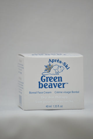 Green Beaver Boreal Face Cream