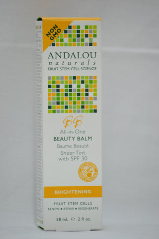 Andalou BB All-in-One Beauty Balm Sheer Tint