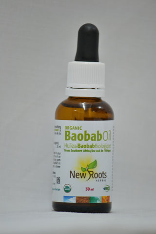 New Roots Baobab Oil