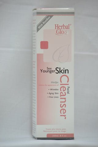 SEE YOUNGER SKIN FACIAL CLEANSER