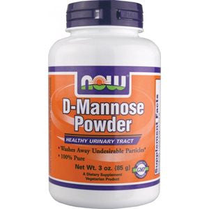 NOW D Mannose Powder