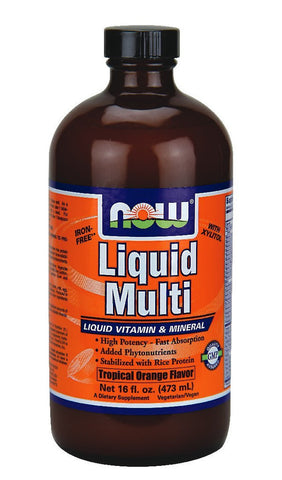 Liquid Multi Orange
