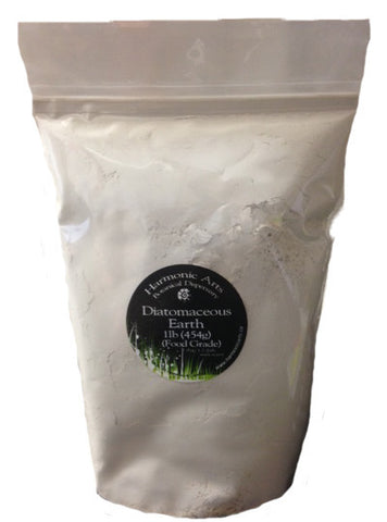 Harmonic Arts Diatomaceous Earth