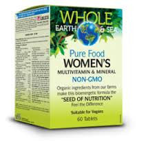 Whole Earth and Sea Women's Multivitamin and Mineral