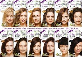 Hair Wonder 4.56 Auburn Permanent Colour