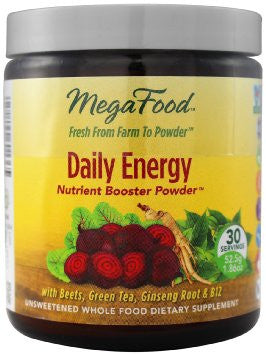 MegaFood Daily Energy Nutrient Booster Powder