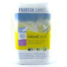 Natracare Natural Night Time Pads