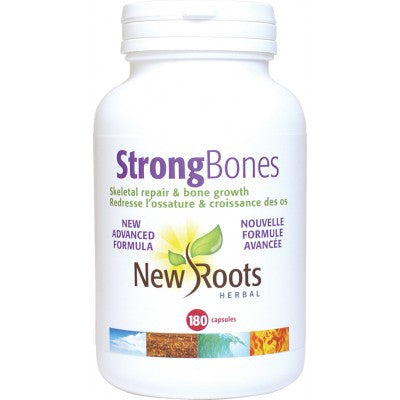 New Roots Strong Bones Advanced Formula