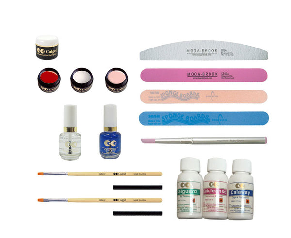 SSK-TC Calgel Starter Kit (TOP COAT)