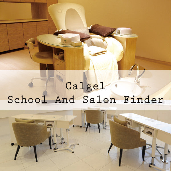 Calgel Salon School Locator