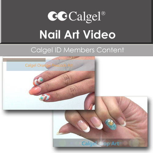 Calgel Art Video