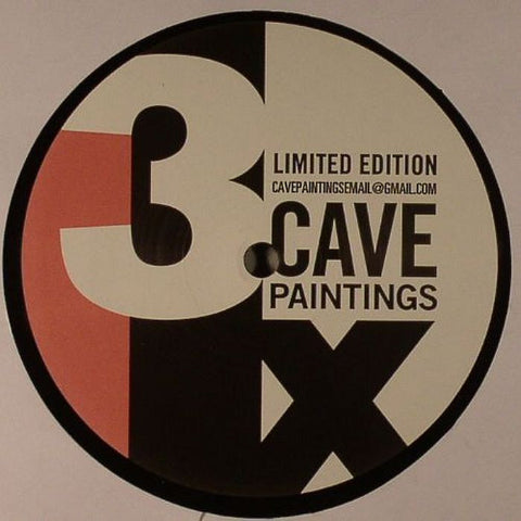 Andy Blake - Cave Paintings 3