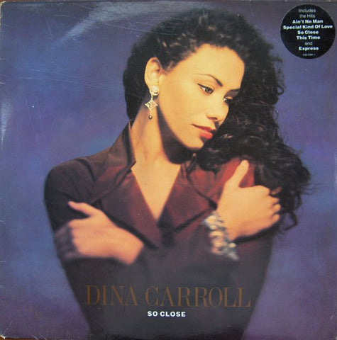Dina Carroll ‎– So Close [VG+/VG]