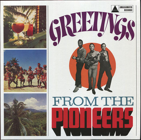 The Pioneers ‎– Greetings From The Pioneers