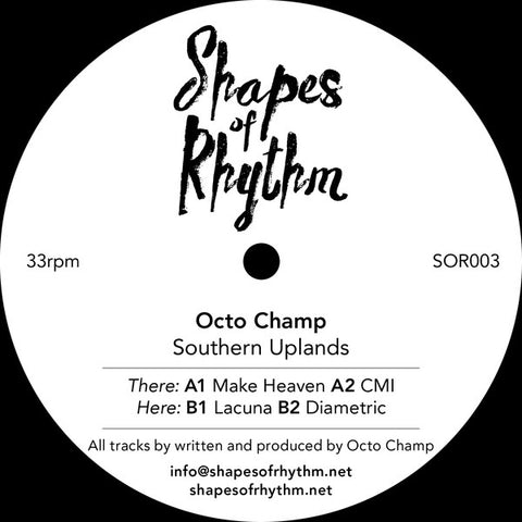 Octo Champ - Southern Uplands EP