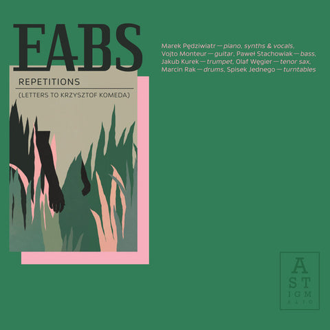 EABS ‎– Repetitions (Letters to Krzysztof Komeda)
