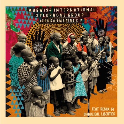 Mugwisa International Xylophone Group ‎– Iganga Embaire E.P.