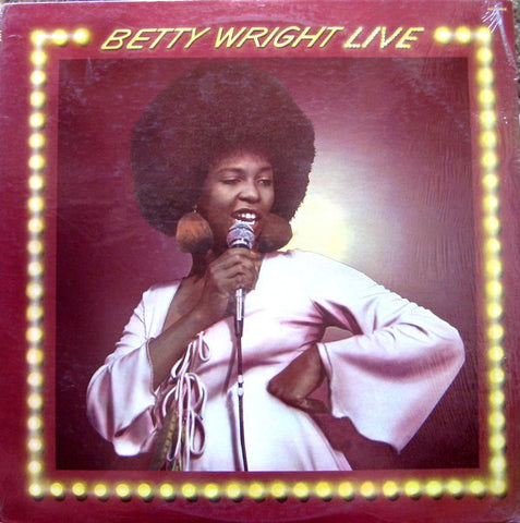 Betty Wright ‎– Betty Wright Live [VG+/VG+]