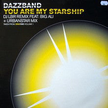 Dazzband ‎– You Are My Starship (Remixes) [VG+/VG+]