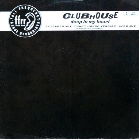 Clubhouse ‎– Deep In My Heart [VG+/VG]