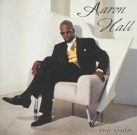 Aaron Hall ‎– The Truth [VG+/VG]