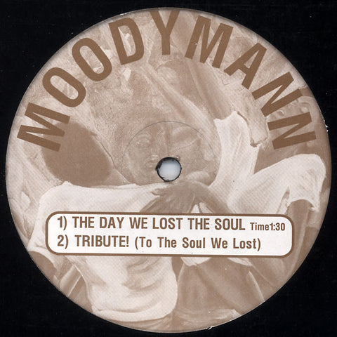 Moodymann ‎– The Day We Lost The Sou [VG]