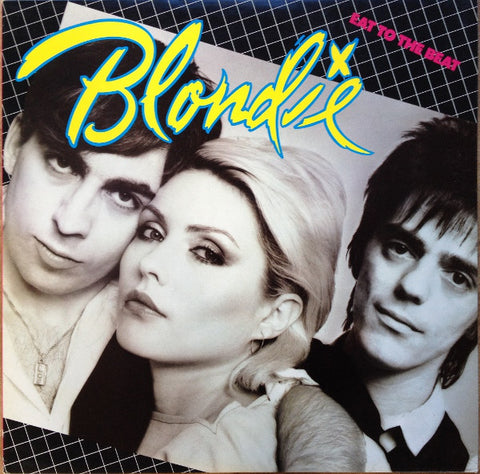 Blondie ‎– Eat To The Beat [VG+/VG+]