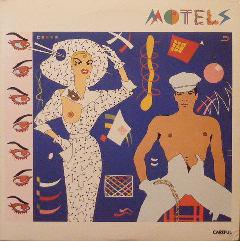 The Motels ‎– Careful [VG+/VG+]