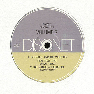 Various - Disconet Greatest Hits Vol. 7 [VG]