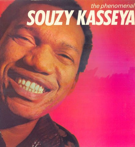 Souzy Kasseya ‎– The Phenomenal [VG+/VG+]