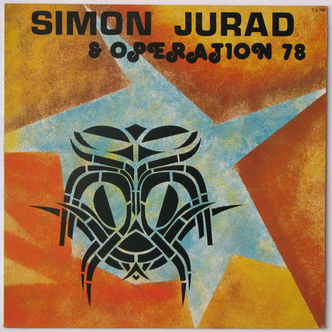 Simon Jurad & Operation 78 [VG+/VG+]