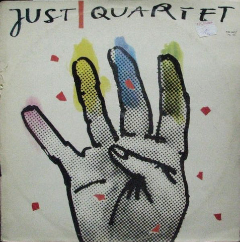 Just Quartet ‎– Just Quartet [VG+/VG]