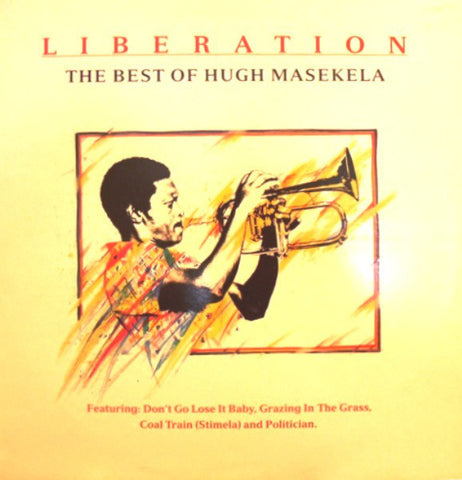 Hugh Masekela ‎– Liberation - The Best Of Hugh Masekela [VG/VG+]