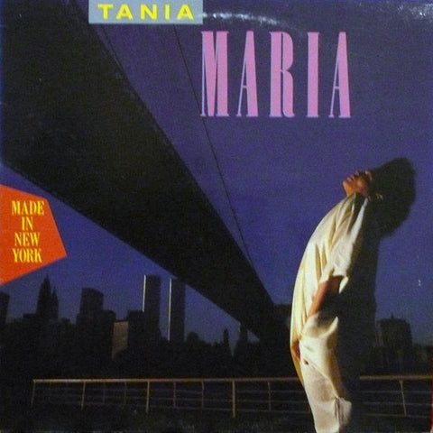 Tania Maria ‎– Made In New York [VG+/VG+]