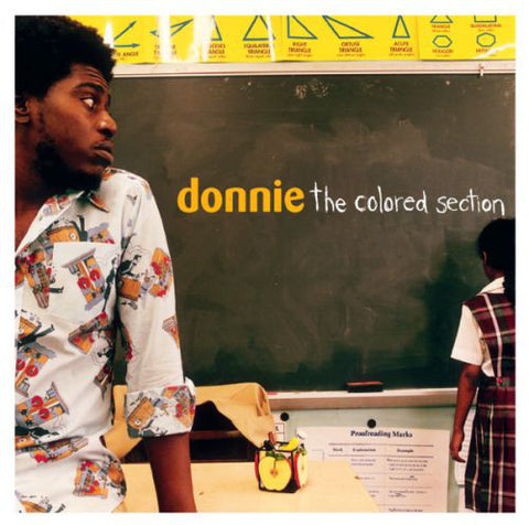 Donnie ‎– The Colored Section [VG/VG+]