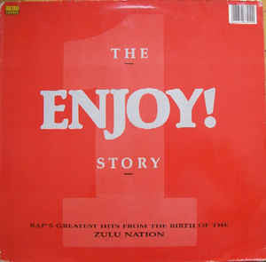 Various ‎– The Enjoy! Story [VG+/VG+]