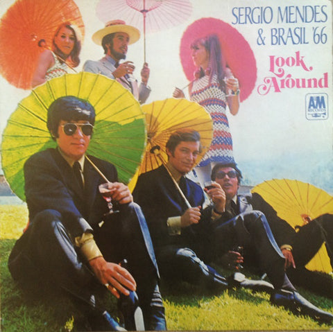 Sergio Mendes & Brasil '66 ‎– Look Around [VG+/VG]