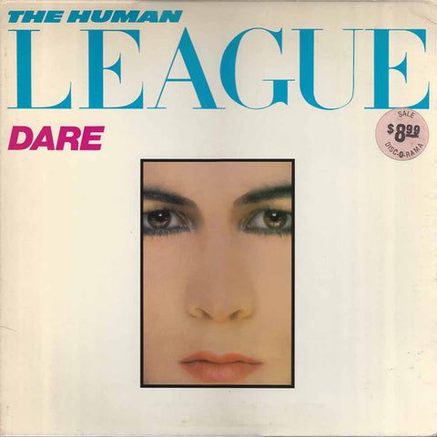 The Human League ‎– Dare [VG/VG+]