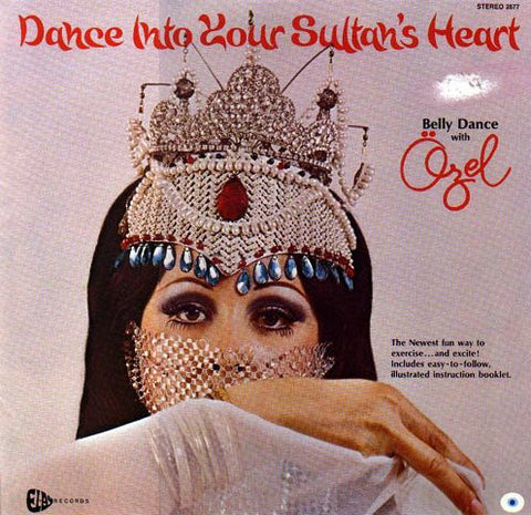 Özel Türkbas ‎– Dance Into Your Sultan's Heart [VG/VG+]